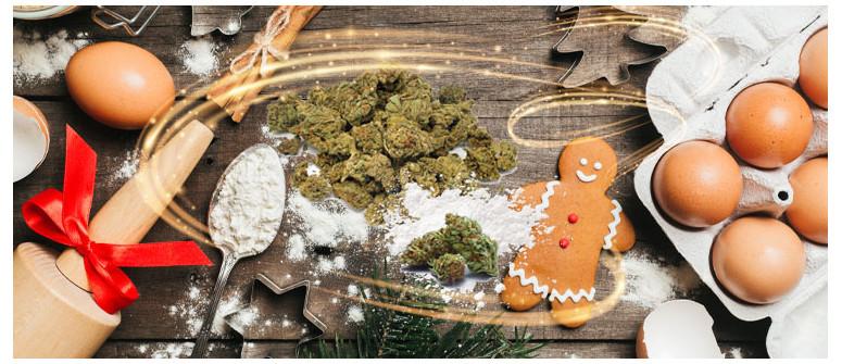 So macht man leckere Cannabis-Lebkuchen