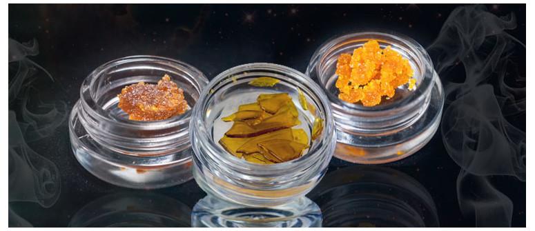 Wie man Cannabiskonzentrate lagert: Halte Deine Dabs frisch!