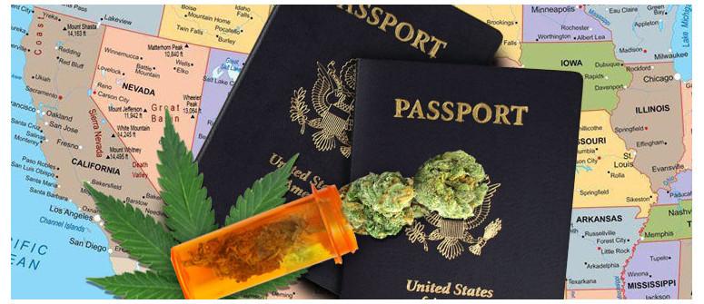 Ist es legal, mit medizinischem Marihuana zu reisen?