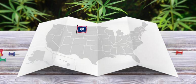 Der rechtliche Status von Cannabis in Wyoming