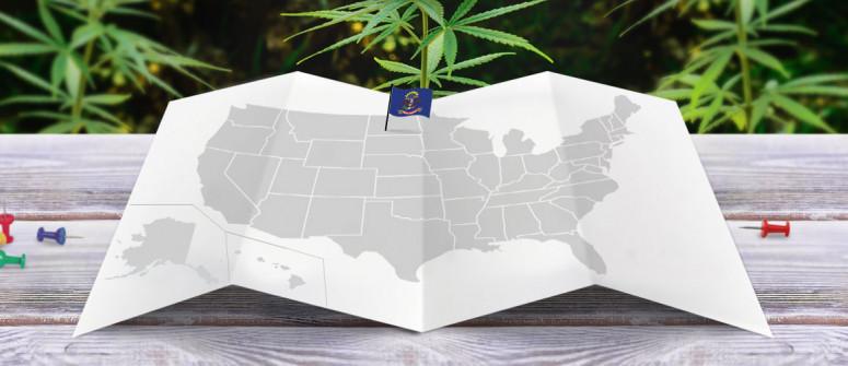 Der rechtliche Status von Cannabis in North Dakota
