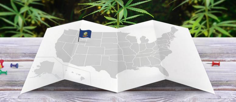 Der rechtliche Status von Cannabis in Idaho