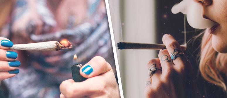 4 Großartige Alternativen zum Rauchen von Cannabis