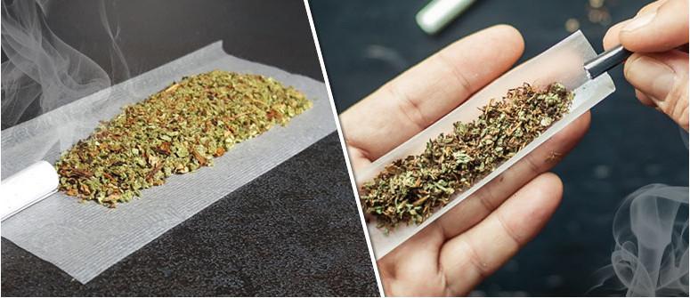 Der besten Tabakalternativen um Joints zu drehen