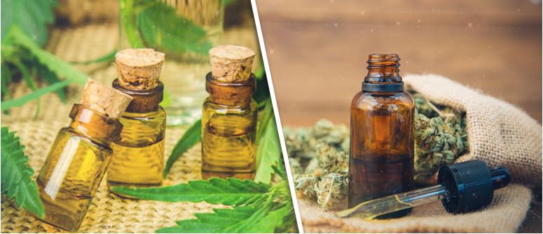 Wie stellt man einen Cannabistinktur her
