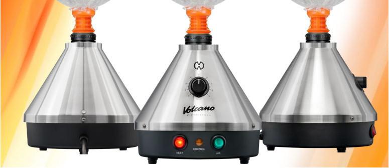 Rezension - Volcano Classic