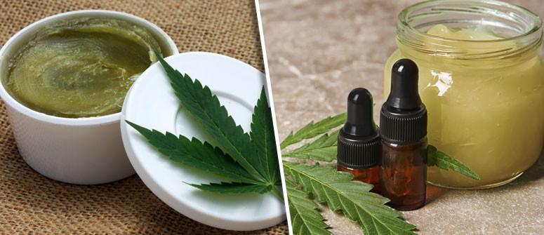 Cannabis Zur Äußerlichen Anwendung: Was Ist Das Und Wie Wirkt Es?