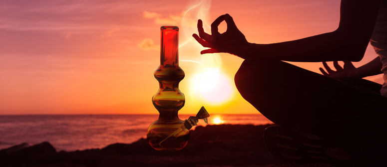 Wie man Cannabis mit Meditation kombiniert