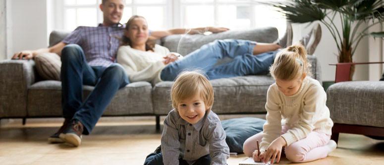 Kindererziehung und Gras: eine schlechte Idee?