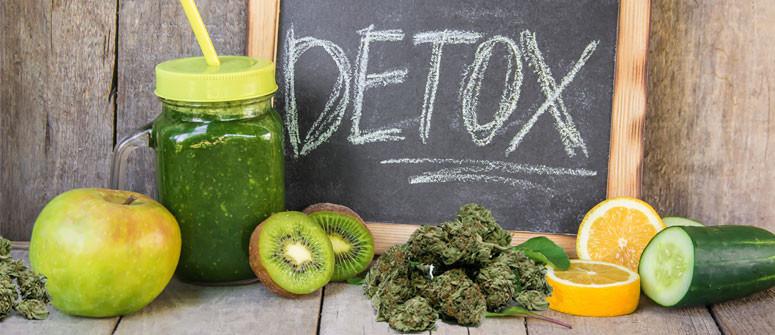 Detox-Drinks, die Cannabis aus Deinem Organismus entfernen: Funktioniert das wirklich?